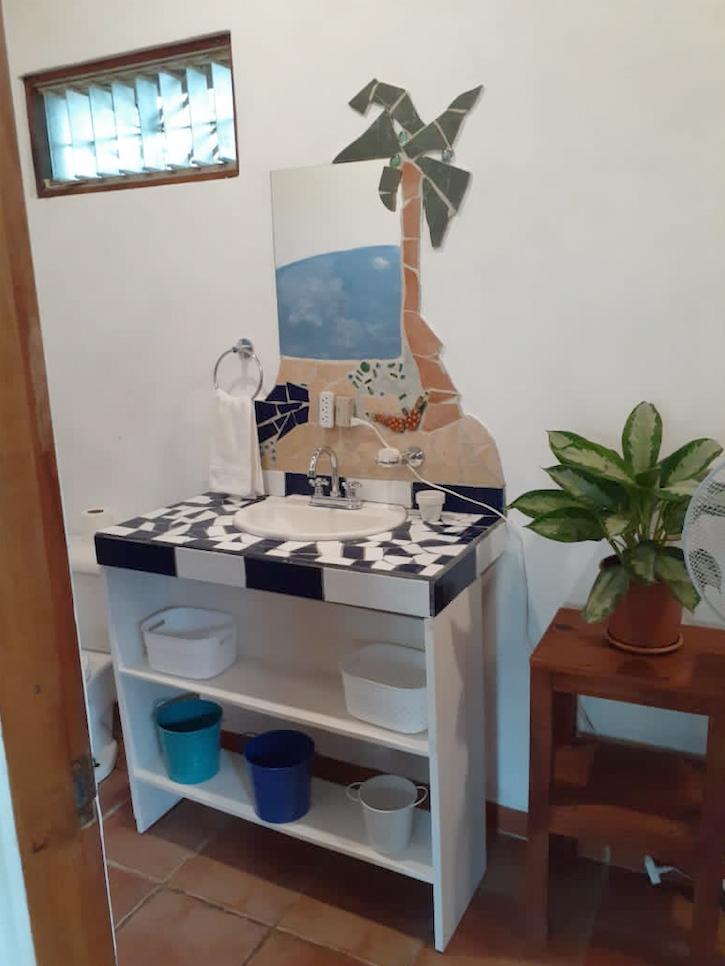 Bathroom in Rental